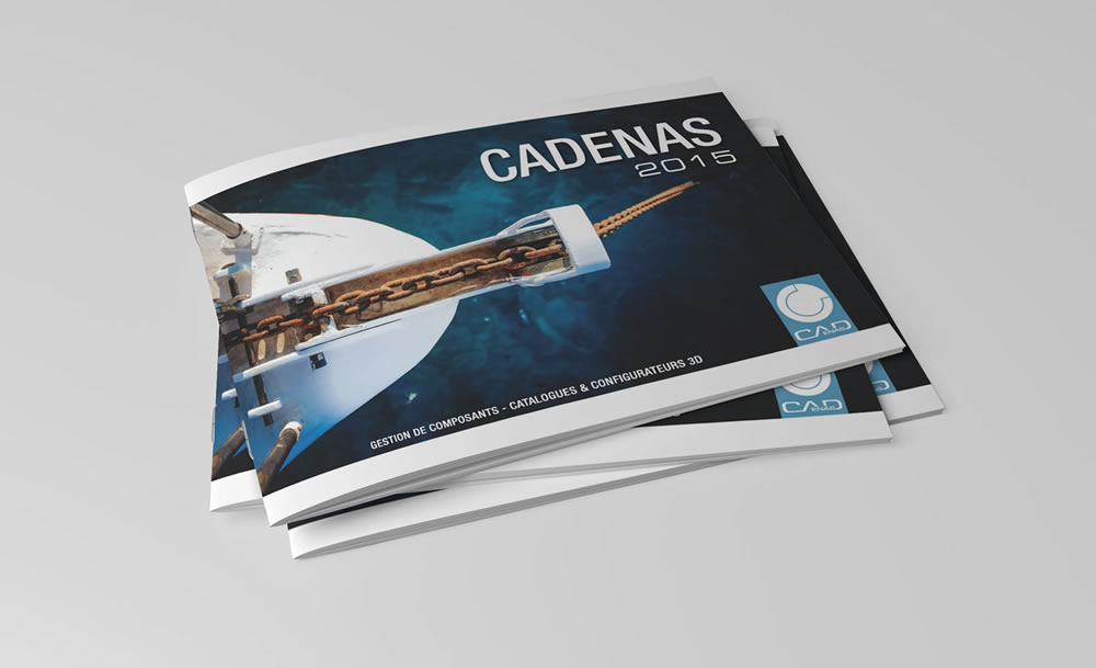 Brochure CADENAS 2015 cover