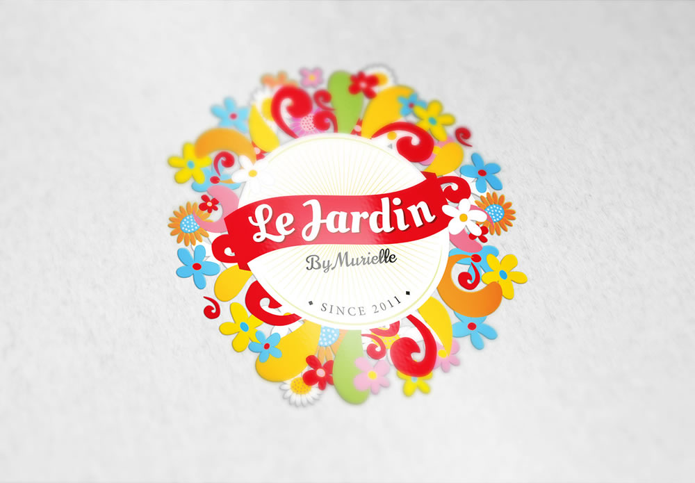 Logo : Le Jardin Restaurant & Coffee Shop