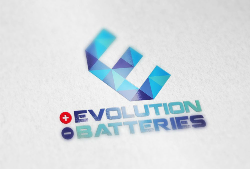 Logo Evolution Batteries